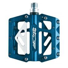 Azonic 3056 116 Anodized Blue One Size 420 Flats Pedal