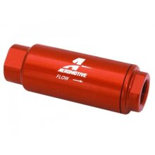 Aeromotive 12316 Stainless Steel Series 100-Micron Fuel Filter