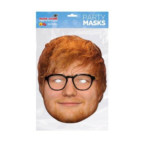 Ed Sheeran Official Celebrity Face Mask