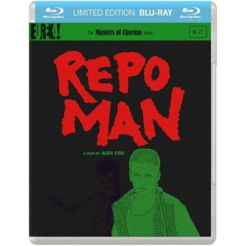 Repo Man Blu-Ray [2012]