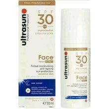 Ultrasun Face Tinted Honey SPF30 50ml Boxed New