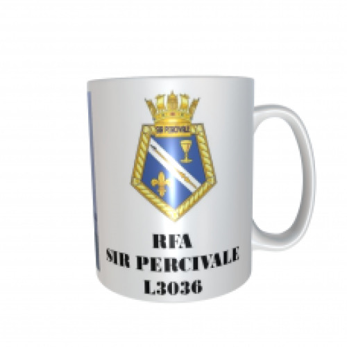 RFA SIR PERCIVALE PERSONALISED CERAMIC COFFEE MUG