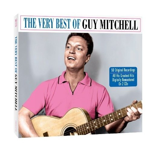 The Very Best of Guy Mitchell Audio Cd Guy Mitchell