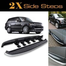 Running Boards Side Steps for Land Rover Range Rover Sport 2005 - 201