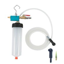 Auto Oil Pump Bleeder Car Brake Fluid Replacement Tool & Hydraulic Clutch Oil Evacuation Exchange Drained Kit