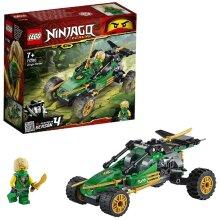 LEGO 71700 NINJAGO Legacy Jungle Raider Car with Lloyd Minifigure, Tournament of Elements Building? Set