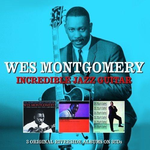 Wes Montgomery - Incredible Jazz Guitar [CD]