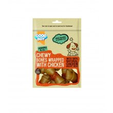 Good Boy Pawsley & Co Chewy Bones Wrapped With Chicken