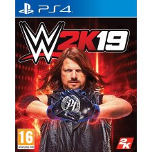 WWE 2K19 (PS4) (New)