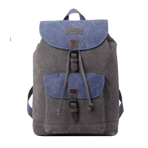 TRP0464 Troop London Classic Canvas Messenger Bag | Buy Bags Online | Canvas Messenger Bags | leather canvas backpack