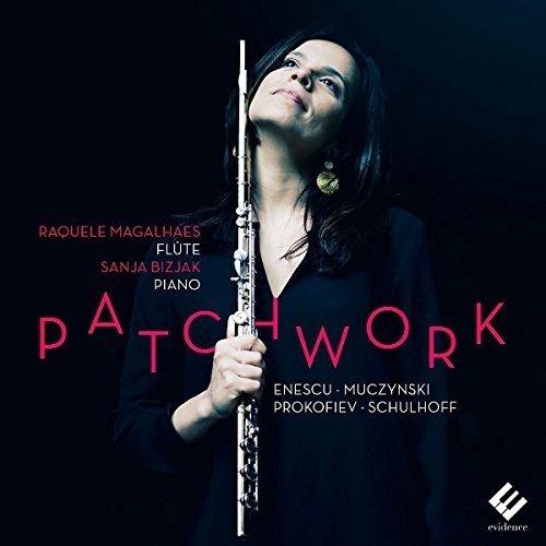 Raquele Magalhaes   Sanja Bizjak - Patchwork [CD]
