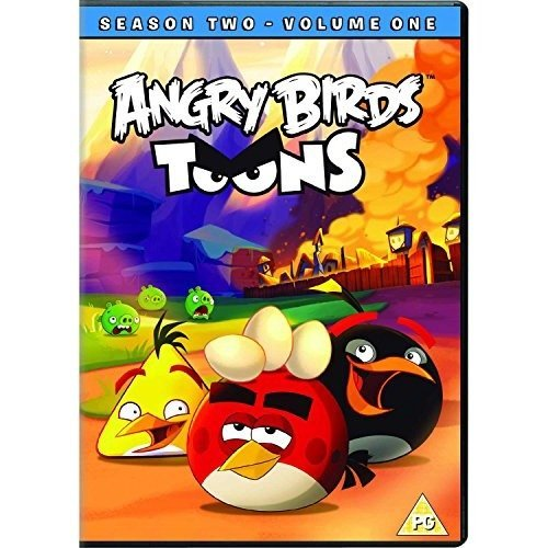 Angry Birds Toons Season 2 - Volume 1 DVD [2015]