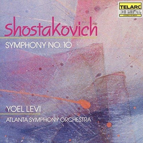 Yoel Levi - Shostakovich: Symphony No. 10 [CD]