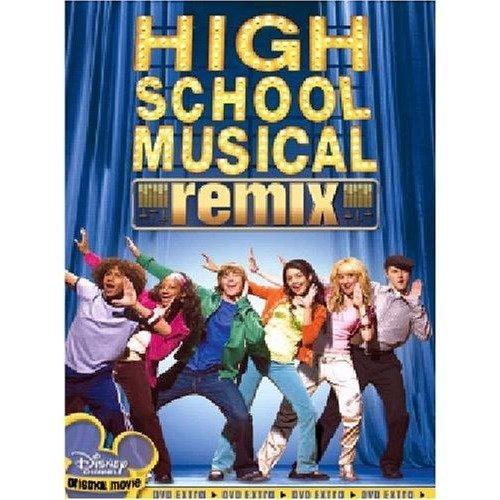 High School Musical - Remix Edition [dvd]