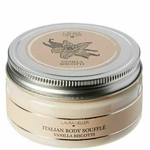 Laura Geller Italian Body Souffle Vanilla Biscotti 113G Brand New