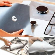 Hob Stove Top Cooker Cover Protector Oil Proof Non-Stick Gas Mats Kitchen Clean