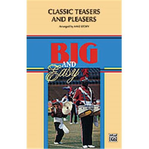 Alfred 00-26962 CLASSIC TEASERS & PLEASERS-B&E