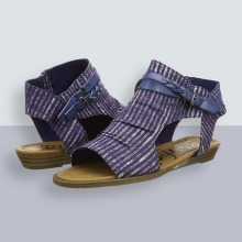Blowfish Women's Blumoon Heeled Sandal