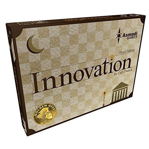 Innovation | Civilization Building Card Game