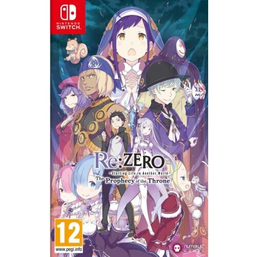 Re ZERO - Starting Life in Another World: The Prophecy of the Throne