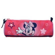 pencil case Minnie Mouse Choose To Shine 21 cm polyester pink