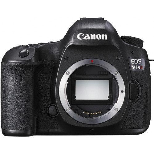 Canon EOS 5DS R DSLR Camera Body & Canon BG-E11 Battery Grip Bundle