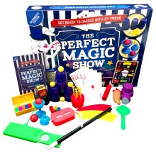 The PERFECT Magic Show - Beginner's Edition | Kids' Magic Set With 137 Tricks
