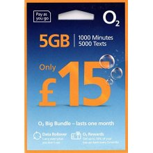 £15 a month gets you 5gb data + 1000 minutes and 5000 texts