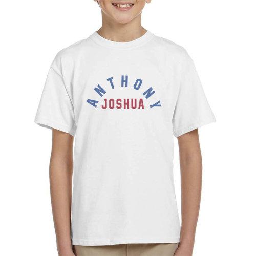 Anthony Joshua Champion Kid's T-Shirt