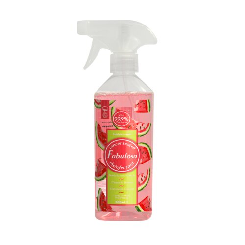 Fabulosa Concentrated Disinfectant Wild Rhubarb Free Tissue