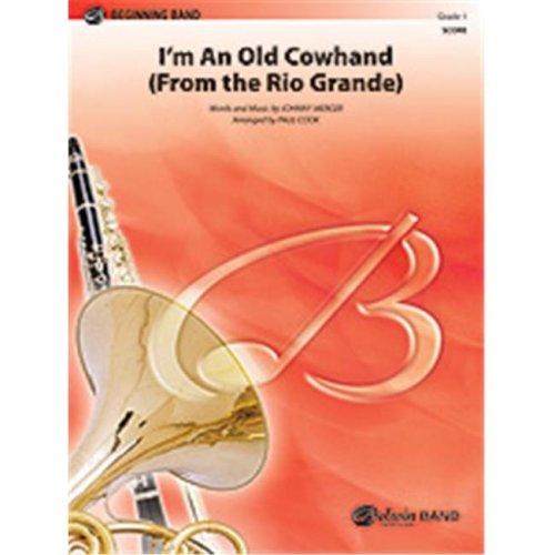 Alfred 00-32475 IM AN OLD COWHAND-PBB SET4D