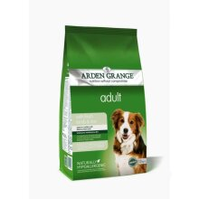 Arden Grange Adult Dry Dog Food with Fresh Lamb and Rice, 12 kg