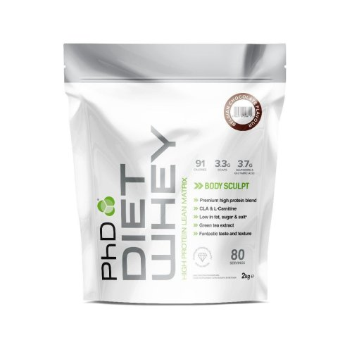 PhD Nutrition Diet Whey Slimming Weight Loss Meal Replacement Protein Shake