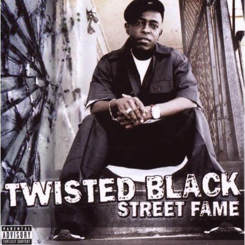 Twisted Black - Street Fame [CD]