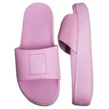 Puma Platform Slide Pink Womens Slip On Flip Flop Sliders Sandals 366121 09