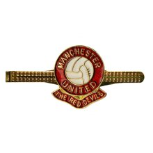 Manchester United football club tie pin