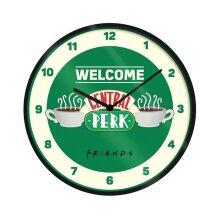 Friends Central Perk Wall Clock