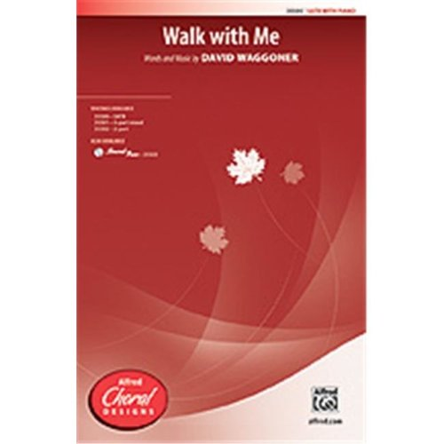 Alfred 00-35503 WALK WITH ME-STRX CD
