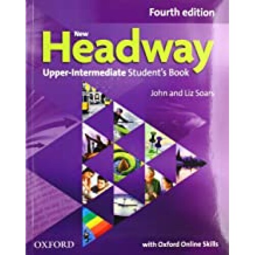 New Headway:Upper-Intermediate:Student's Book with Oxford Online Skill