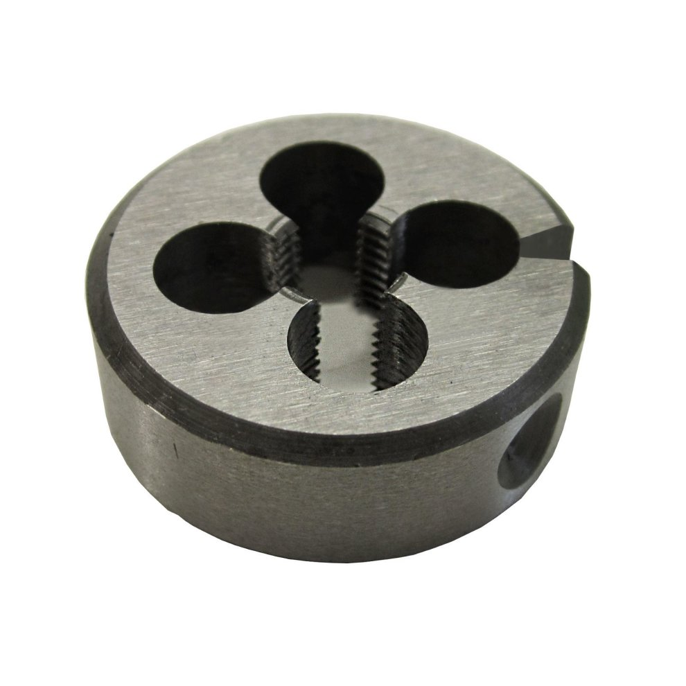 3//4  inch UNC tungsten steel die 2 inch diameter