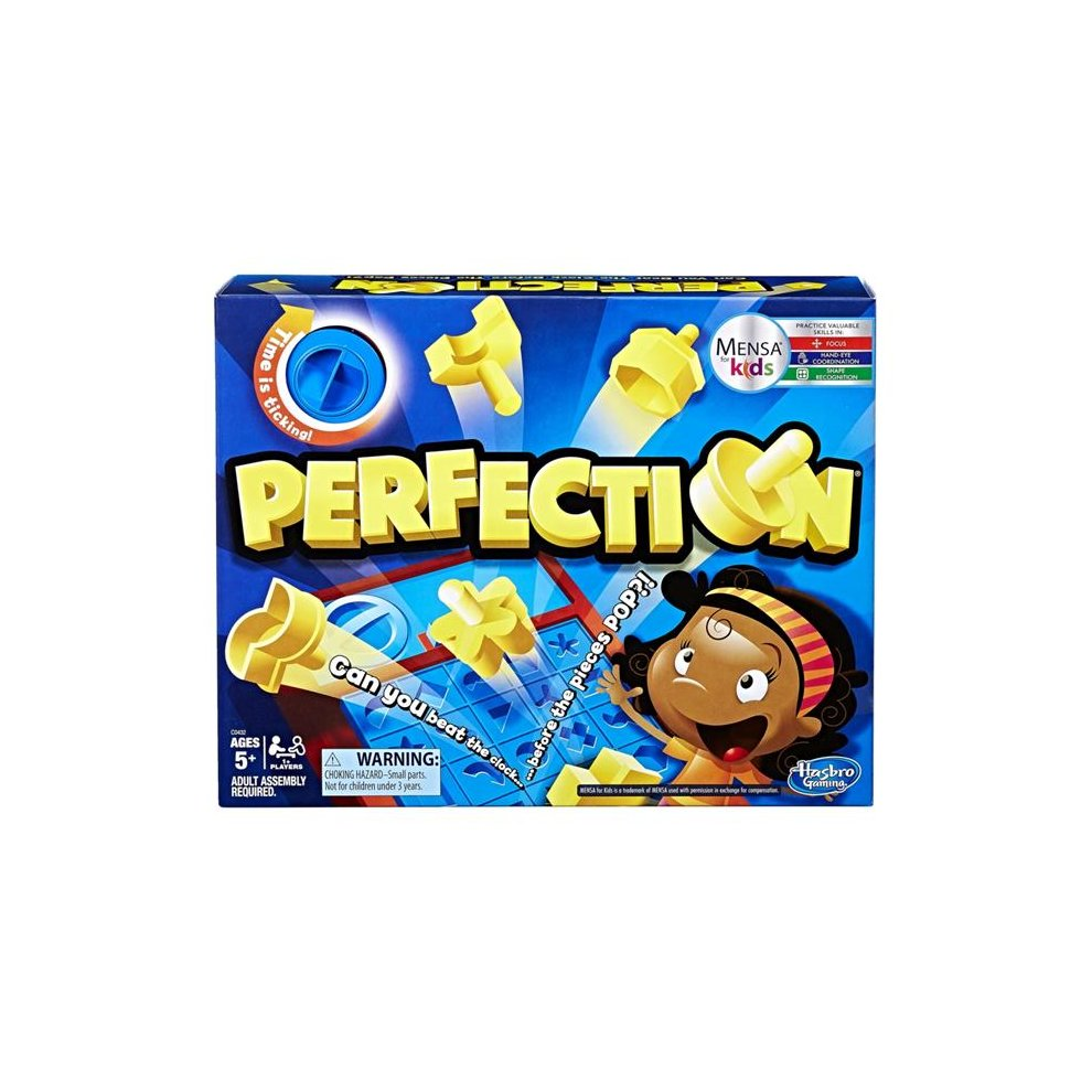 Hasbro 1582424 Perfection Board Game