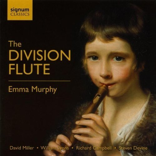 Emma Murphy (recorders) - The Division Flute [CD]