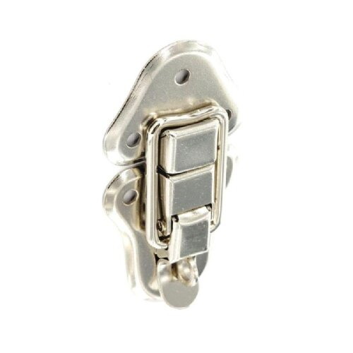 Nickel Plated Toggle Catch 95mm Single