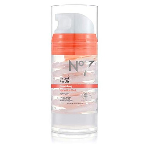 Boots No7 Beautiful Skin Hydration Mask - Dry / Very Dry 3.3 oz