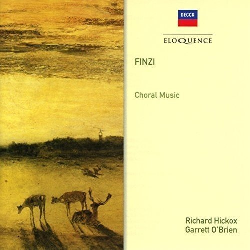 Garrett Obrien, Lsc, Lso, Cls Richard Hickox - Finzi: Choral Music [CD]
