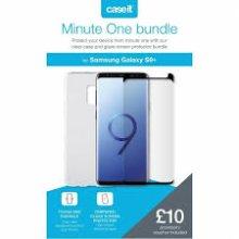 CaseIt MinuteOne Bundle for Samsung Galaxy S9+