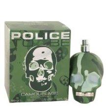 Police To Be Camouflage Men Eau de Toilette Spray 125ml