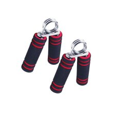 Foam Hand Grip Gripper Fitness Wrist Body Exercise Twin Pair Pack