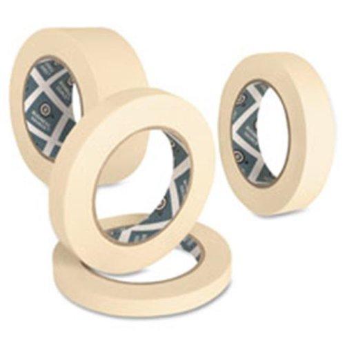 Utility-Purpose Masking Tape, 36 Per Carton