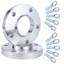 Hubcentric 20mm Alloy Wheel Spacers For BMW 3 Series E36/E46/E90/E92